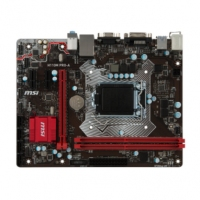 微星(MSI) H110M PRO-A 电脑主板 LGA 1151  昆明微星主板