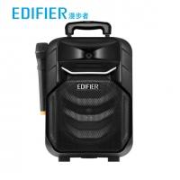 漫步者(EDIFIER)A3-8 8英寸专业移动多媒体音响 广场舞音响 蓝牙拉杆音箱 户外音响 会议音响 黑色