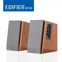 漫步者 R1600TⅢ 电脑音箱2.0书架木质 笔记本音响低音炮