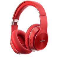 漫步者(EDIFIER)W820BT 头戴式立体声蓝牙耳机 无线耳机 音乐耳机 手机耳机 红/金