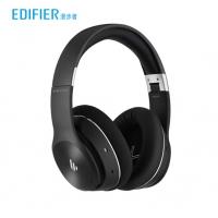 漫步者(EDIFIER) W828NB 主动降噪蓝牙耳机 无线头戴式立体声可折叠式耳麦