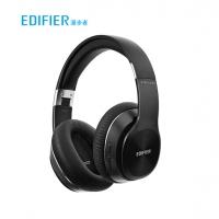 漫步者(EDIFIER)W820BT 头戴式立体声蓝牙耳机 无线耳机 音乐耳机 手机耳机 黑/白
