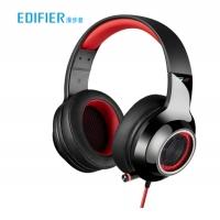 漫步者(EDIFIER)HECATE G4 USB7.1声道 头戴式 带线控 电脑耳麦 电竞游戏耳机 绝地求生耳机 吃鸡耳机