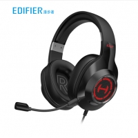 漫步者(EDIFIER) HECATE G2专业版 USB7.1声道 游戏耳机电竞耳麦头戴式电脑耳机麦克风吃鸡耳机带线控