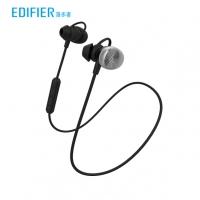 漫步者(EDIFIER) W285BT 蓝牙耳机运动磁吸无线入耳式线控耳麦
