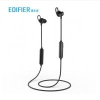 漫步者(EDIFIER)W200BT经典版 磁吸入耳式 无线运动蓝牙线控耳机 手机耳机 音乐耳机