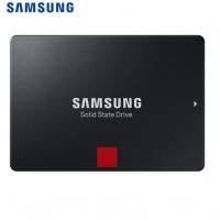 三星(SAMSUNG)4TB SSD固态硬盘 SATA3.0接口 860 PRO(MZ-76P4T0B) 云南电脑批发
