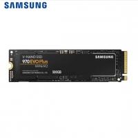 三星(SAMSUNG)500GB SSD固态硬盘 M.2接口(NVMe协议) 970 EVO Plus(MZ-V7S500B) 云南电脑批发