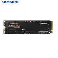 三星(SAMSUNG) 2TB SSD固态硬盘 M.2接口(NVMe协议) 970 EVO Plus(MZ-V7S2T0B) 云南电脑批发