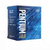 英特尔(Intel)双核 奔腾G5400 盒装CPU处理器 昆明CPU批发