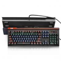 法米AG21 专业电竞游戏机械键盘山丘之王笔记本电脑吃鸡光电轴键盘有线 云南电脑批发