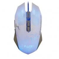 法米(FAMI)战歌游戏鼠标电竞有线USB吃鸡台式网咖专业电脑外设 云南电脑批发