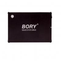 BORY博睿 256G SSD 固态硬盘 SATA3.0接口 R500系列 电脑升级高速读写版 三年质保 云南电脑批发