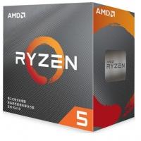 AMD 锐龙 Ryzen 5 3500X 六核台式机电脑盒装CPU处理器 云南电脑批发