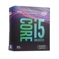 英特尔(Intel)i5-9600KF 酷睿六核 盒装CPU处理器 云南CPU批发