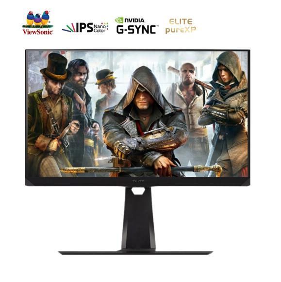 优派精英电竞系列 XG270 27英寸2K高清Nano IPS屏 1ms响应 240hz 专业电竞电脑显示器