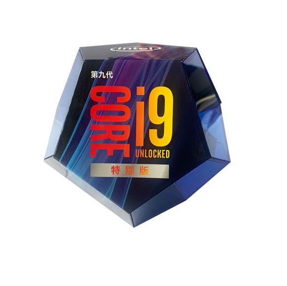 今日特价 英特尔(Intel)酷睿i9-9900KS 盒装CPU1151针核显台式主机电脑处理器 昆明CPU批发