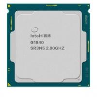 Intel 赛扬 G1840 四代 CPU处理器 1150针 1840散片