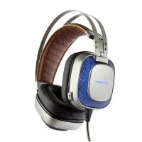 西伯利亚 K10耳机头戴式游戏耳机电竞电脑耳麦USB吃鸡重低音带麦 云南电脑批发