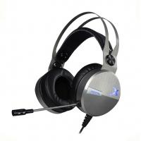 西伯利亚K0游戏电竞耳机 7.1声道台式笔记本头戴式绝地求生CF耳机 云南电脑批发