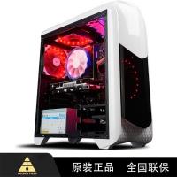 金河田 超越 个性游戏DIY水冷 中塔式静音全侧透玻璃游戏机箱