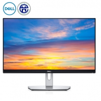 戴尔(DELL)S2319H 23英寸三边微边框 内置3W音箱多接口99%sRGB广色域 爱眼不闪屏 电脑显示器