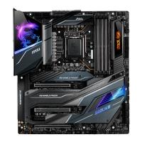 微星MEG Z490 GODLIKE超神游戏电竞电脑台式机主板