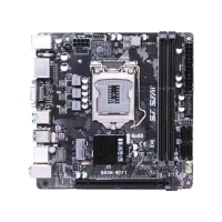 技星B85M-WIFI DP+HDMI M.2主板
